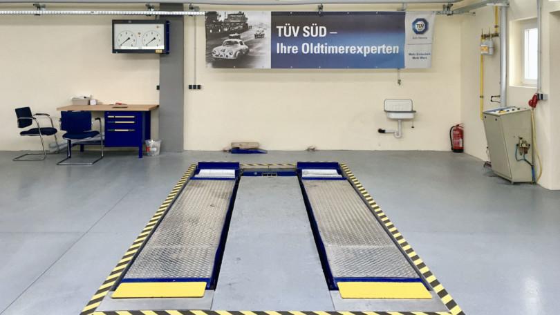 TÜV Süd Hauptuntersuchung Bad Wimpfen Heilbronn